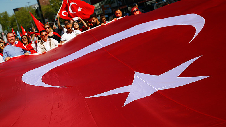 Leave campaign says UK at risk from Turkish criminals if it remains in EU