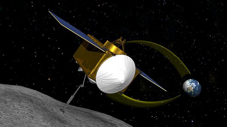 OSIRIS-REx asteroid-bound spacecraft arrives at NASA's Kennedy Space Center