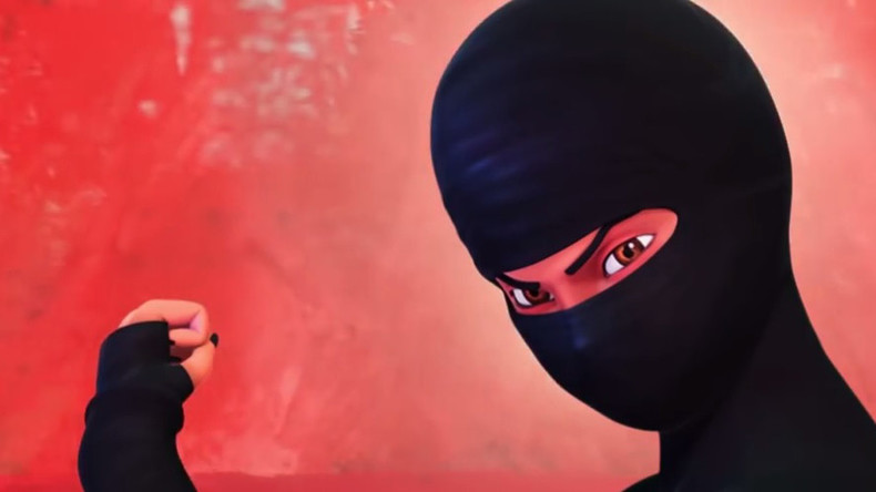 Pakistan's award-winning 'Burka Avenger' animation opens on London screen