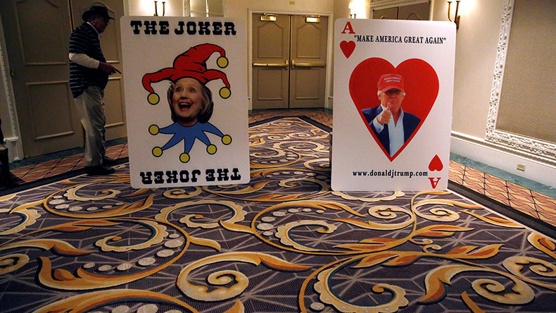 US society at crossroads ahead of 2016 presidential elections