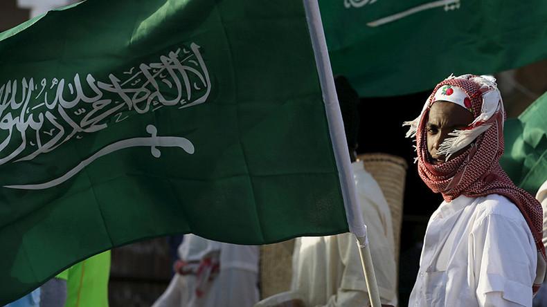 Saudi Arabia asserting writ in region like mafia crime family