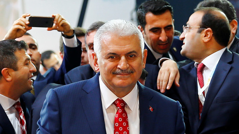 5 things you need to know about new Turkish PM Yildirim