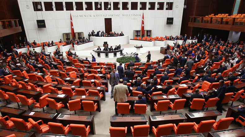 'Turkey in organic relationship with ISIS' – pro-Kurdish HDP party