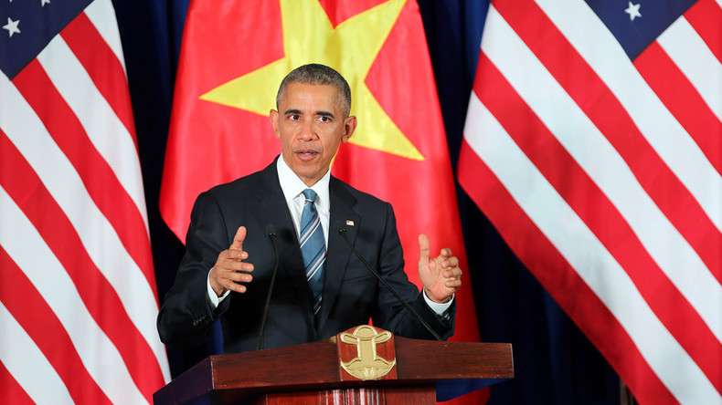 Obama 'confident' TPP will be ratified in US despite intense opposition