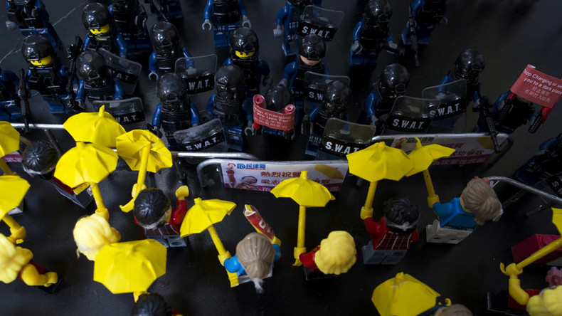 Not so awesome: Lego becoming more violent to boost sales