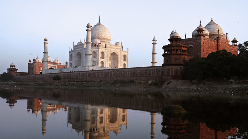 India's Taj Mahal damaged by constant cleaning of insect poop