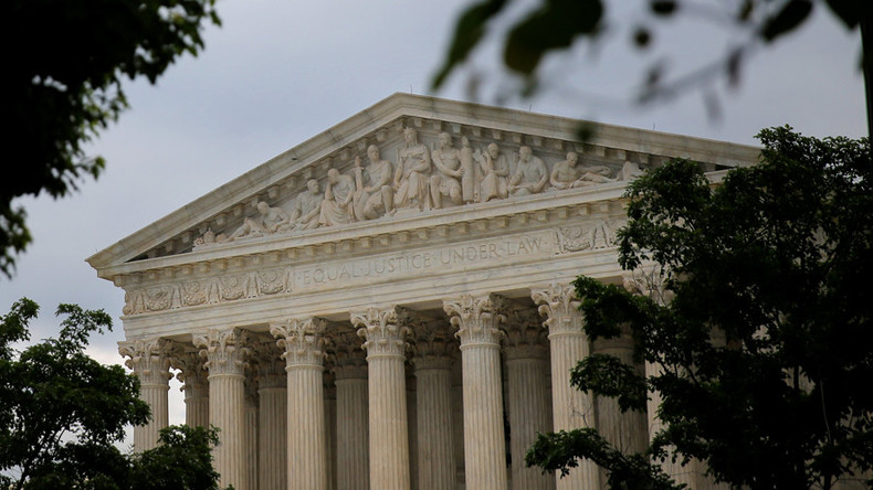 Supreme Court tosses GOP challenge in racial gerrymandering case