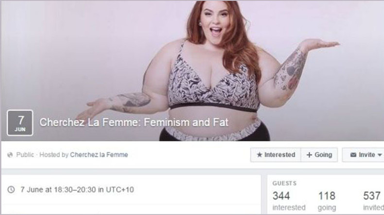 Facebook sorry for banning plus-size photo that 'violated health & fitness standards'