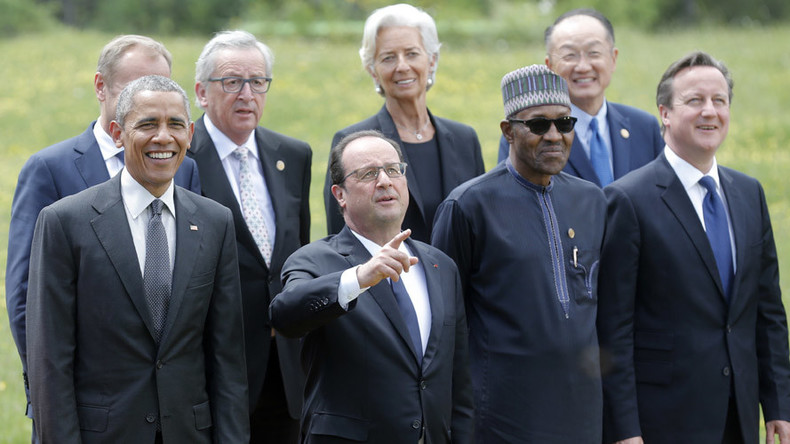 Brexit fears force Cameron to seek help from his friends at G7 summit