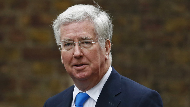 Fallon Syria statement: Defeating ISIS will be 'complex'