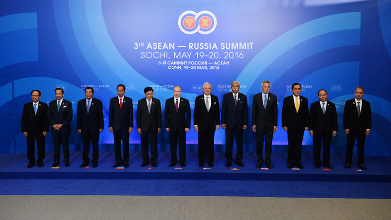Russia-ASEAN: Towards strategic partnership