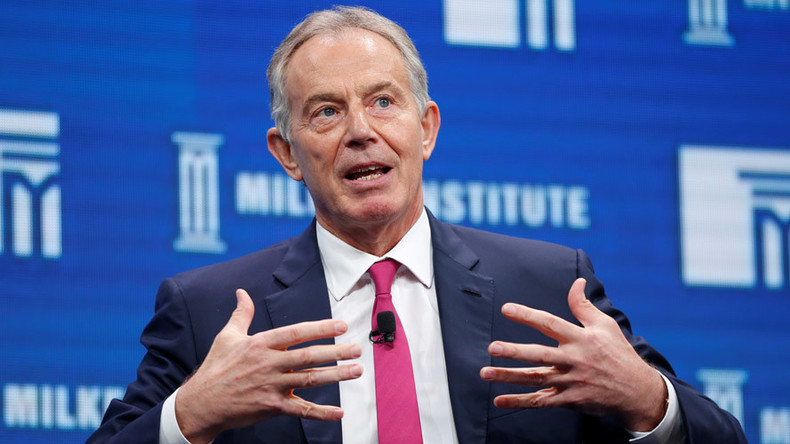 Tony Blair: Western troops need to fight a 'proper' war with ISIS