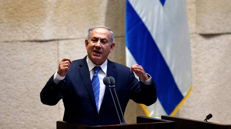 Netanyahu accused of illegally using public bonus miles for private travel
