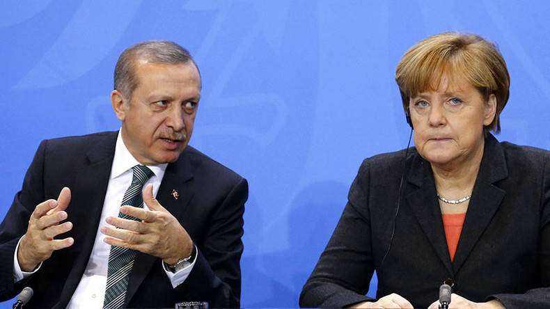 77% of Germans don't want their leader bowing to Erdogan's demands – poll