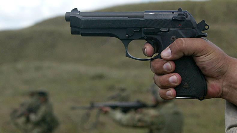 Gun data must be shared Europe-wide to fight crime & terrorism - study