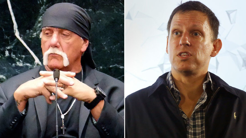 Billionaire outed as funding Hulk Hogan's lawsuit against shared enemy, Gawker