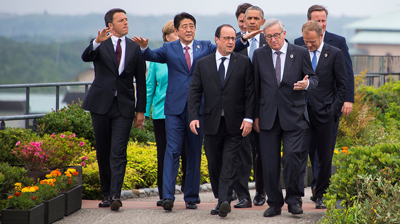 Beijing tells G7 to stick to economics