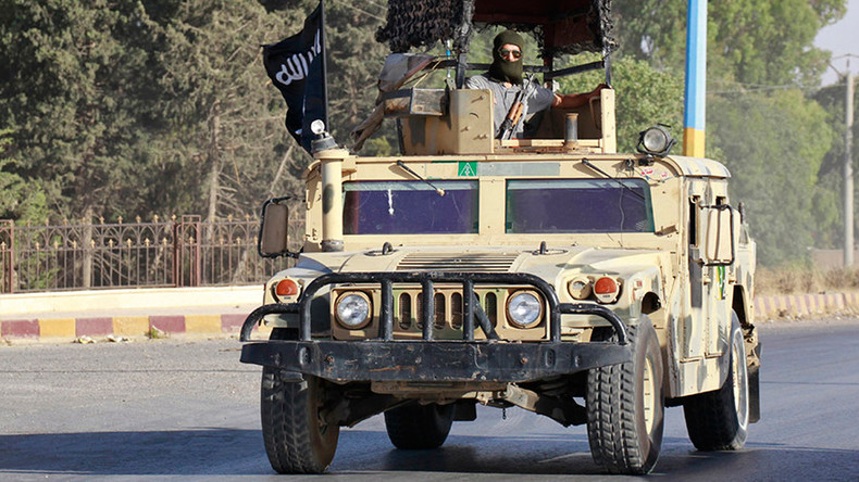 SAS destroy ISIS suicide truck in Libya in biggest UK military assault yet