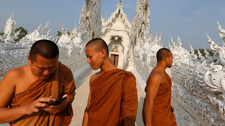 Buddhist online messenger 'to unite all of world's practitioners,' says creator