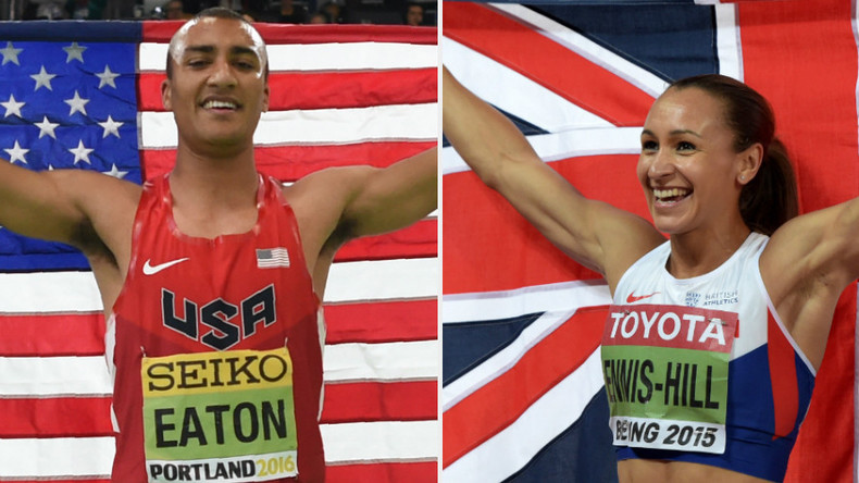 London Olympics gold medalists top world's fittest athletes list