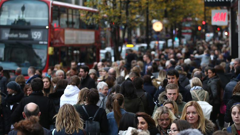 England's population to boom by 4mn in 10 years - ONS