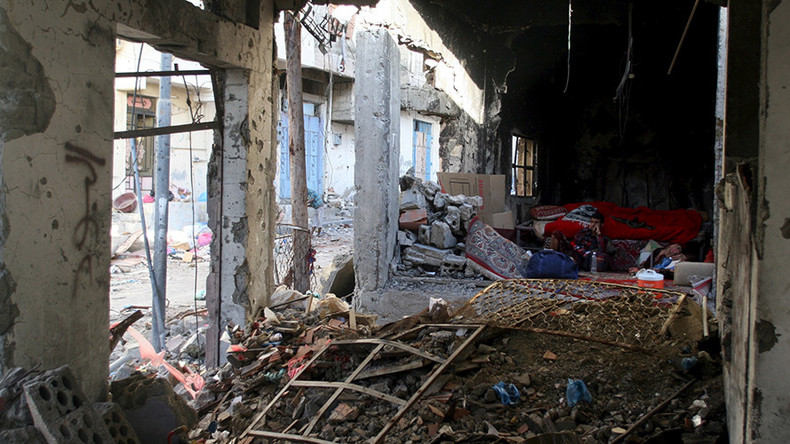 'Human remains everywhere': Family of 11 killed in alleged Saudi coalition strike in Yemen