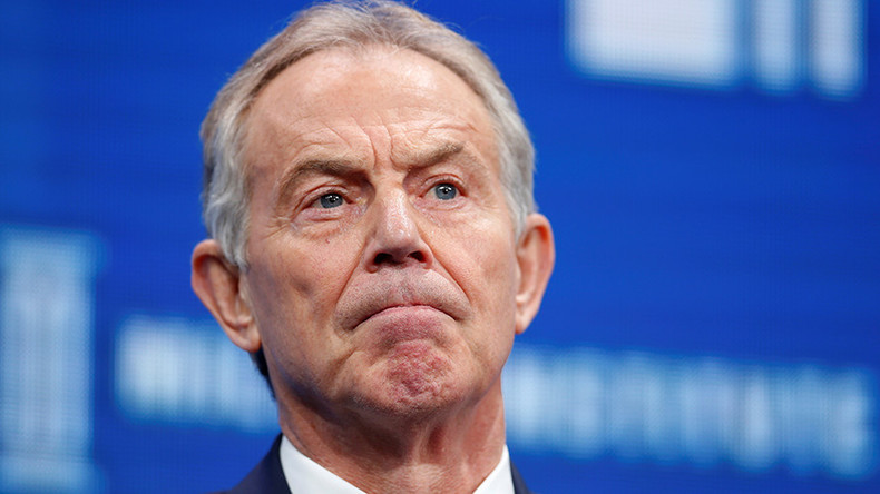 'Unforgivable': Majority of Brits can't absolve Tony Blair of his Iraq war sins