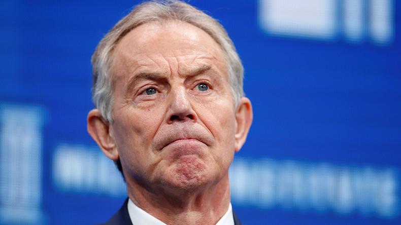 'Unforgivable': Majority of Brits can't absolve Tony Blair of his Iraq war sins