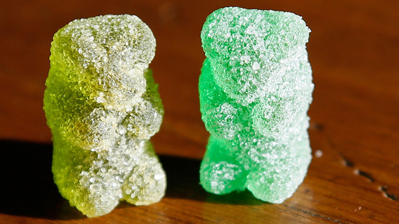 Not so sweet: German far-right party banking on €60 own-brand gummy bears (PHOTO)