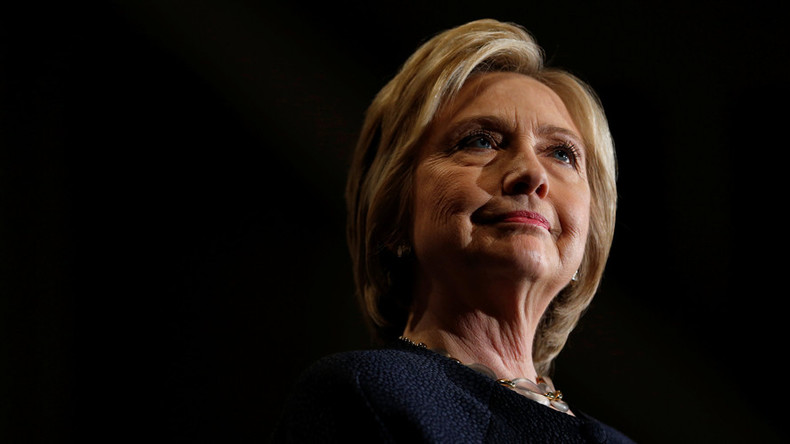 Clinton aides' video testimony ordered sealed in private email server case – court