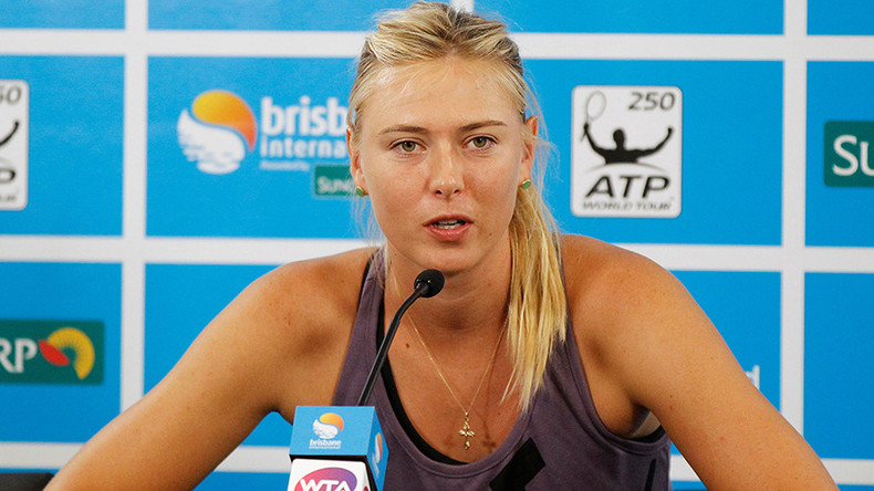 Sharapova's bid to make a sensational return in Rio