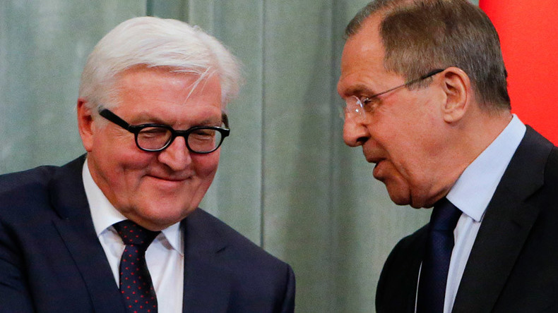 Berlin considers relaxing Russia sanctions, says they're 'not end in themselves'