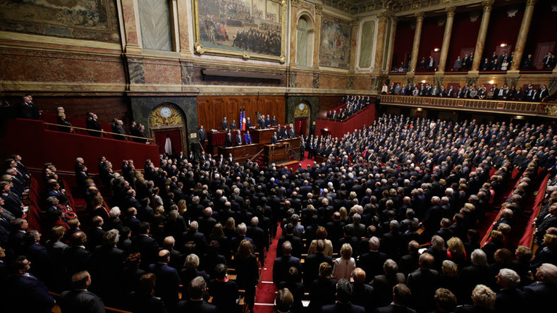 French Senate to consider resolution on easing anti-Russia sanctions