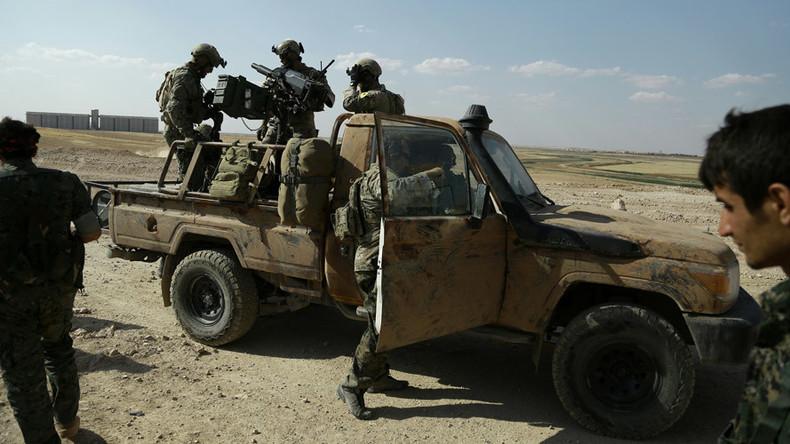 'Washington supporting Kurds: division between US & Turkish interests'