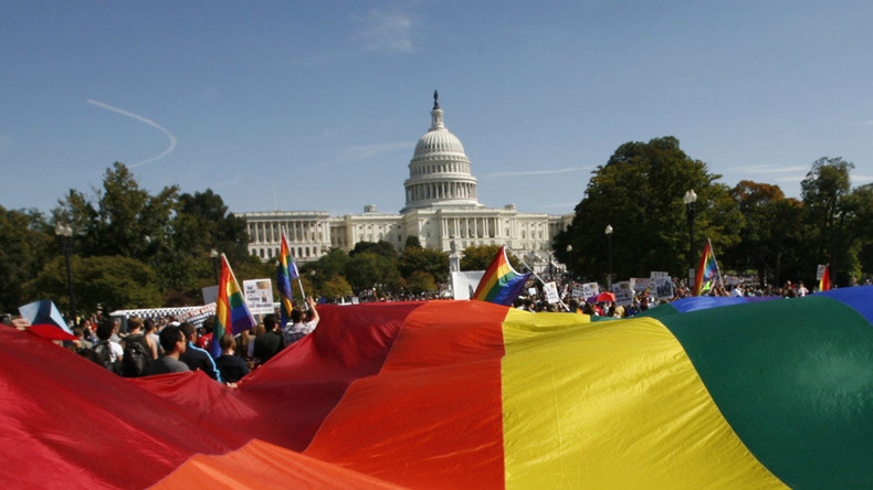 House Republican reads 'death to gays' Bible verse before vote on LGBT rights