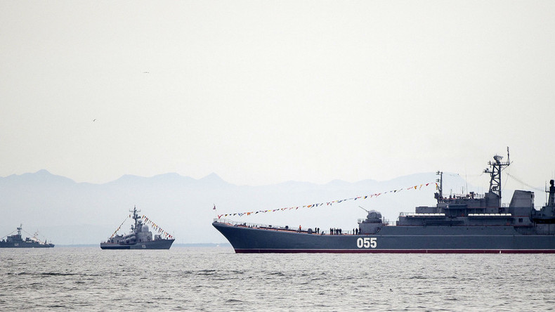 Spain 'betrays NATO allies' hosting Russian warships – oh, really?