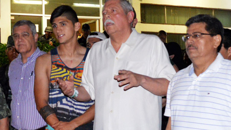 Mexican footballer Alan Pulido rescued after Saturday night kidnapping