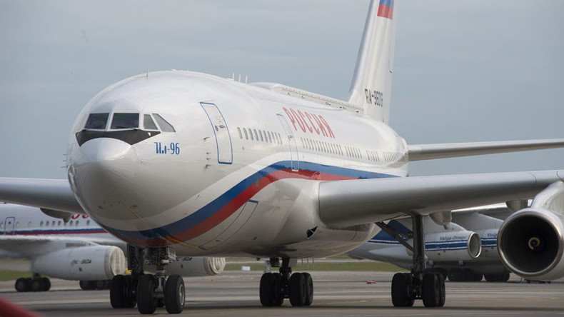 Russian-Chinese passenger jet to take on Boeing & Airbus
