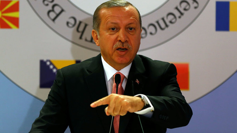 Go forth & multiply: Turkey President Erdogan warns Muslims against using birth control
