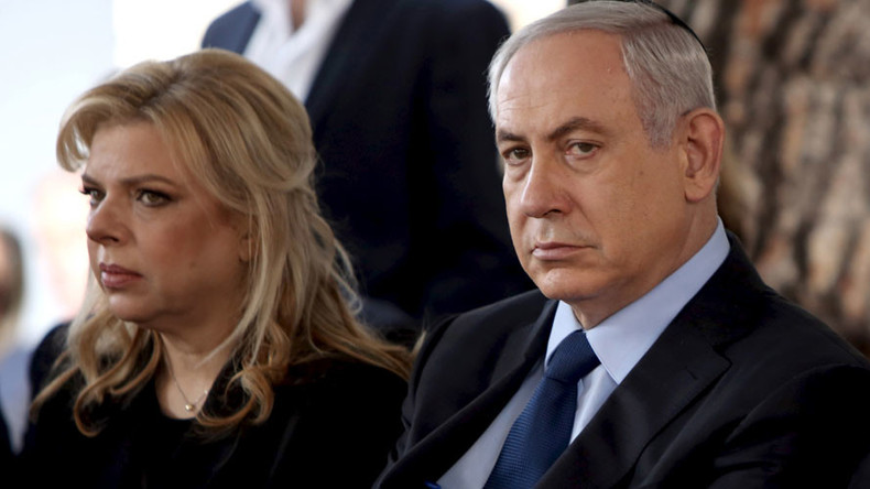 Israeli police recommend indicting Benjamin Netanyahu's wife over misuse of public funds
