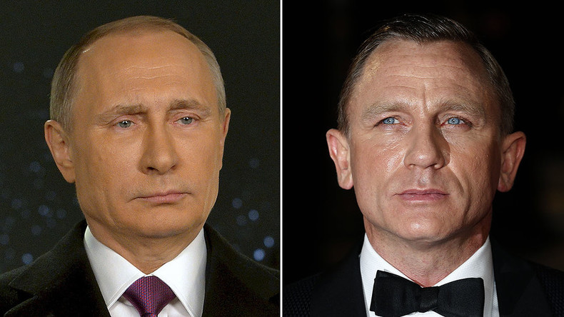Putin for Bond? Tell us who you want to be the next 007