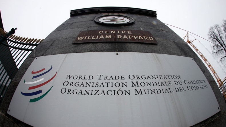 Brussels accuses Washington of undermining WTO