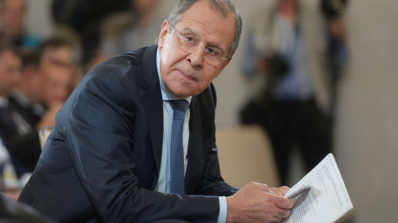Lavrov: Russia demands that Turkey withdraw its troops from Iraqi territory