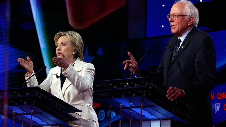 Clinton holds big lead over Sanders in California a week before primary - poll