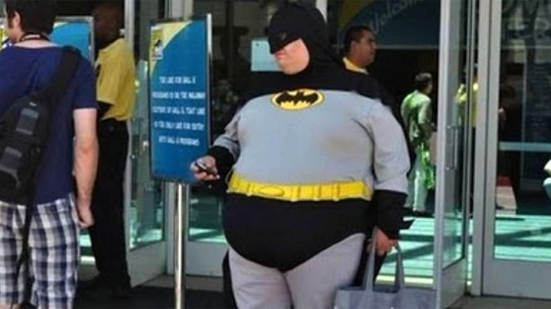 'Vigilante justice': Austria's Batman & other 'real superheroes' patrolling cities (VIDEO, PHOTOS)