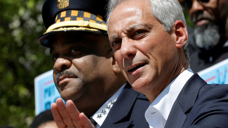 Chicago mayor dodges witness stand as whistleblowers settle lawsuit against city