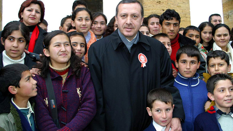 'Not up to president': Turkish activists worried by Erdogan's remarks over birth control