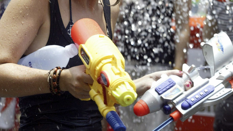 Kids use water guns to put out West Fargo fire, save man