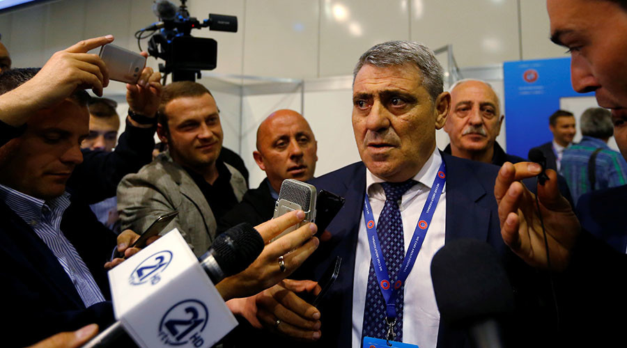 Kosovo granted UEFA membership despite Serbian resistance