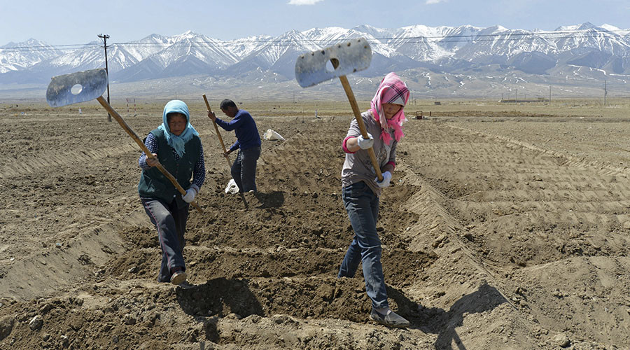 Thirst for water: Russia to send freshwater to drought-stricken Chinese region